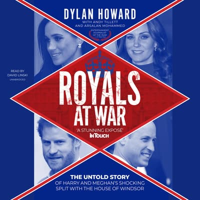 Royals at War by Dylan Howard audiobook