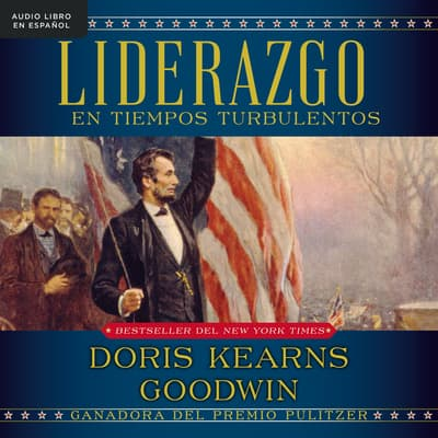 Liderazgo by Doris Kearns Goodwin audiobook