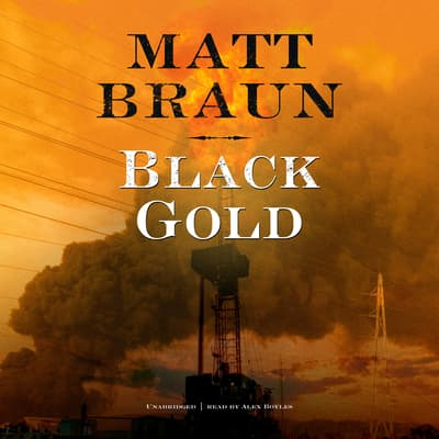 Black Gold by Matt Braun audiobook