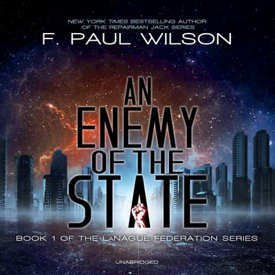 An Enemy of the State by F. Paul Wilson audiobook