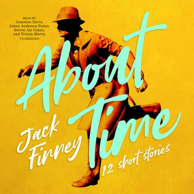 About Time by Jack Finney audiobook