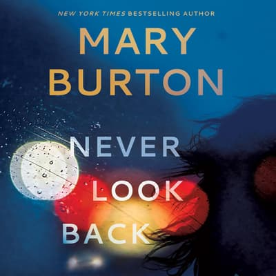 Never Look Back by Mary Burton audiobook