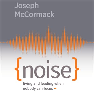 Noise by Joseph McCormack audiobook