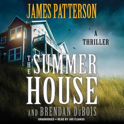 The Summer House by James Patterson audiobook