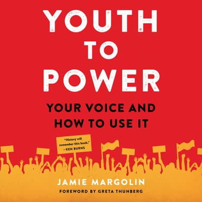 Youth to Power by Jamie Margolin audiobook