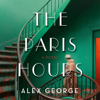 The Paris Hours by Alex George audiobook