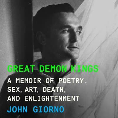 Great Demon Kings by John Giorno audiobook