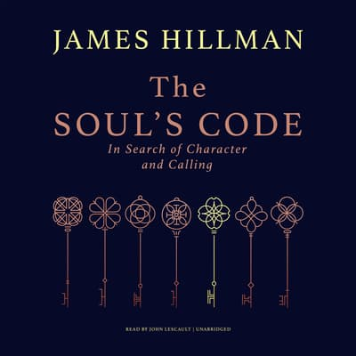 The Soul's Code by James Hillman audiobook