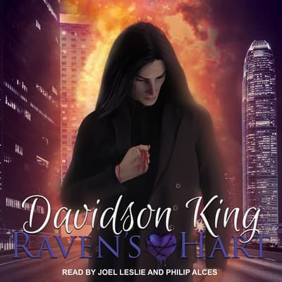 Raven's Hart by Davidson King audiobook
