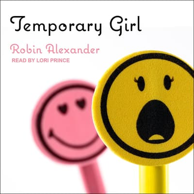 Temporary Girl by Robin Alexander audiobook