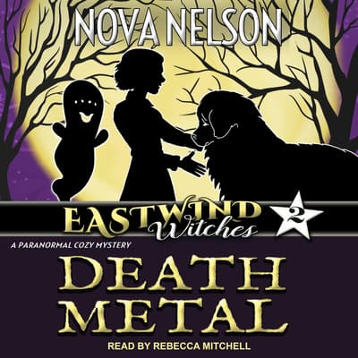 Death Metal by Nova Nelson audiobook