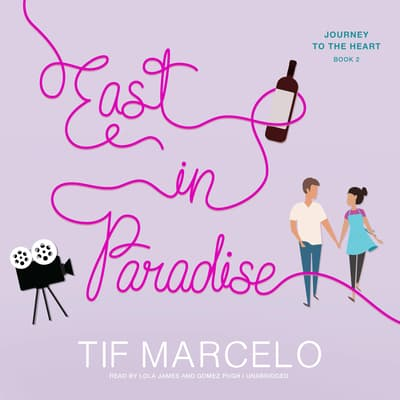 East in Paradise by Tif Marcelo audiobook