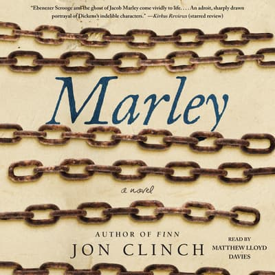Marley by Jon Clinch audiobook