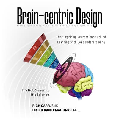 Brain-centric Design by Rich Carr audiobook