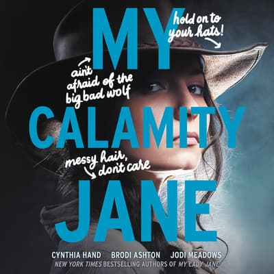 My Calamity Jane by Cynthia Hand audiobook