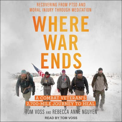 Where War Ends by Rebecca Anne Nguyen audiobook