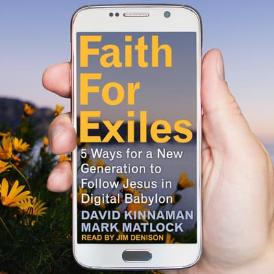 Faith for Exiles by David Kinnaman audiobook