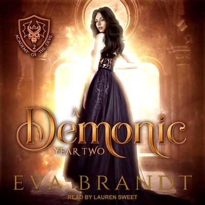 A Demonic Year Two by Eva Brandt audiobook