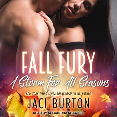 Fall Fury by Jaci Burton audiobook