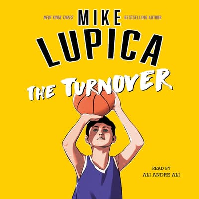 The Turnover by Mike Lupica audiobook