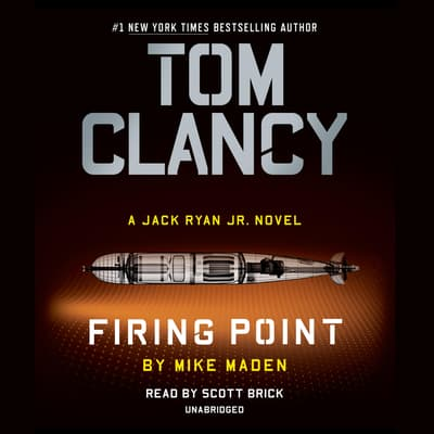 Tom Clancy Firing Point by Mike Maden audiobook