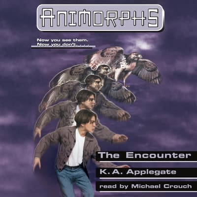 The Encounter by Katherine Applegate audiobook