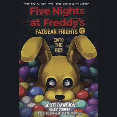 Fazbear Frights #1: Into the Pit by Scott Cawthon audiobook