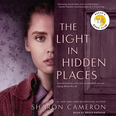 Light in Hidden Places by Sharon Cameron audiobook