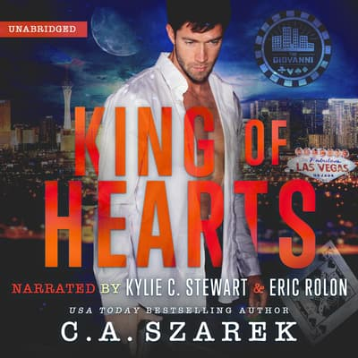 King of Hearts by C.A. Szarek audiobook