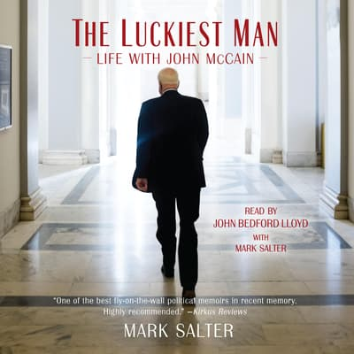 The Luckiest Man by Mark Salter audiobook