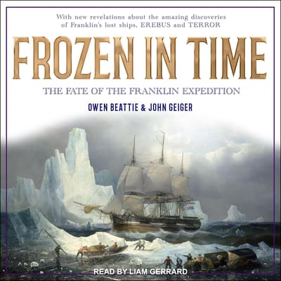 Frozen in Time by John Geiger audiobook