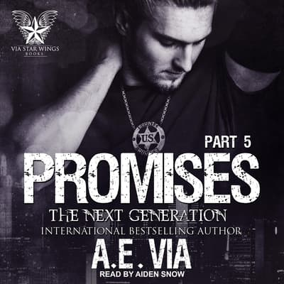 Promises by A.E. Via audiobook