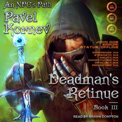 Deadman's Retinue by Pavel Kornev audiobook
