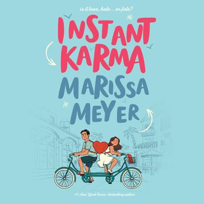 Instant Karma by Marissa Meyer audiobook