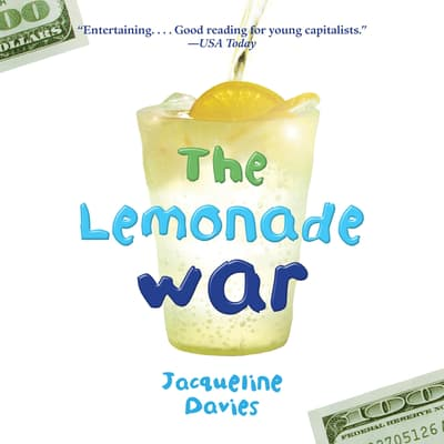 The Lemonade War by Jacqueline Davies audiobook