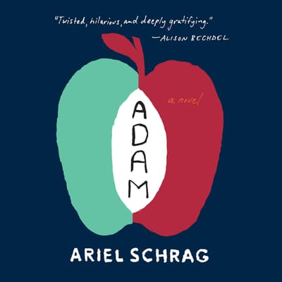 Adam by Ariel Schrag audiobook