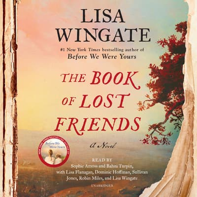 The Book of Lost Friends by Lisa Wingate audiobook