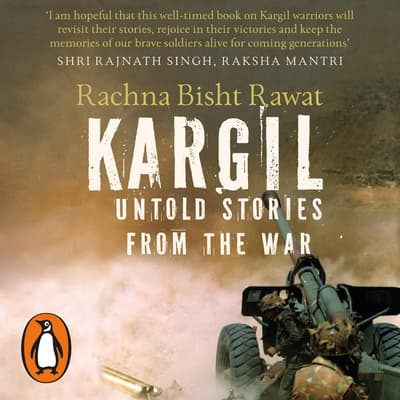Kargil by Rachna Bisht audiobook