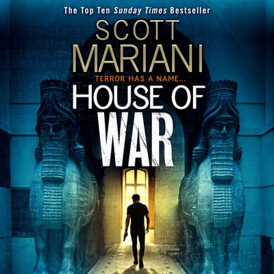 House of War by Scott Mariani audiobook