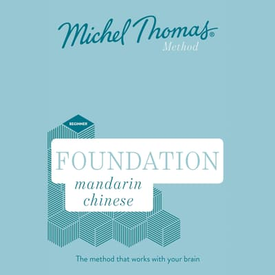 Foundation Mandarin by Michel Thomas audiobook