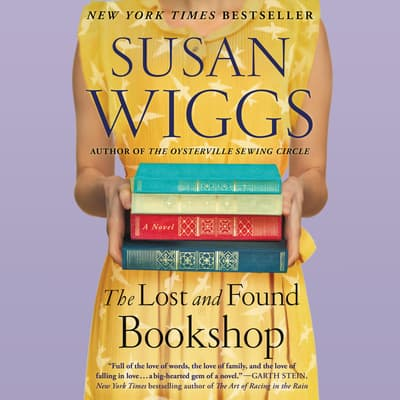 The Lost and Found Bookshop by Susan Wiggs audiobook