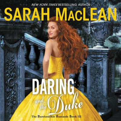 Daring and the Duke by Sarah MacLean audiobook