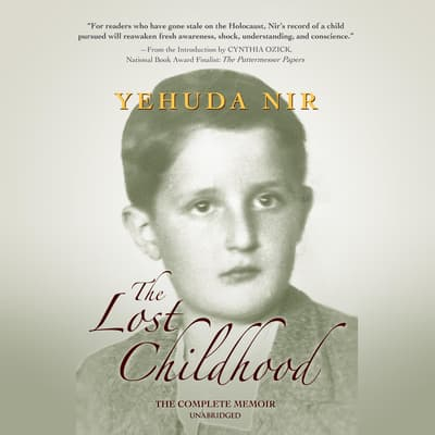 The Lost Childhood by Yehuda Nir audiobook