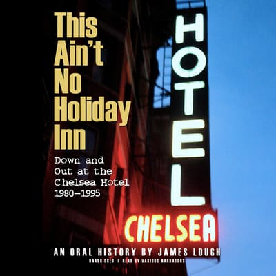 This Ain't No Holiday Inn by James Lough audiobook