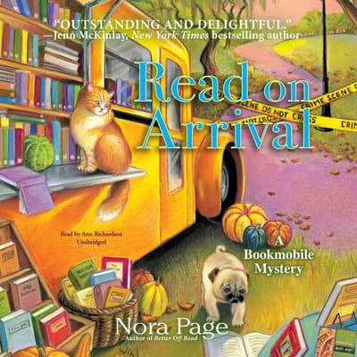 Read on Arrival by Nora Page audiobook