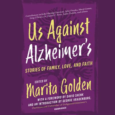 Us Against Alzheimer's by Marita Golden audiobook