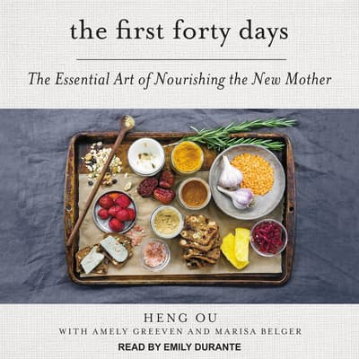 The First Forty Days by Amely Greeven audiobook