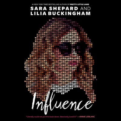Influence by Sara Shepard audiobook