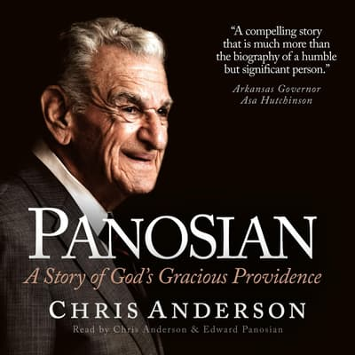 Panosian by Chris Anderson audiobook