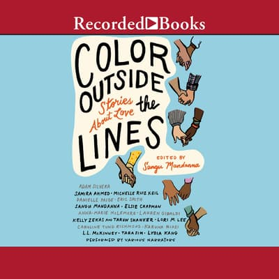 Color Outside the Lines by Various  audiobook